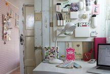 Oficinas que inspiran / Lugares de #trabajo que aumentan la creatividad