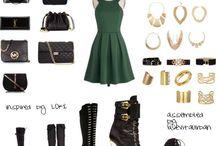 Fandom Fashion / Exploring the beauty of Polyvore http://evitaurban.polyvore.com/