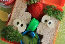 Fun Lunch Ideas! / by Karen Carter