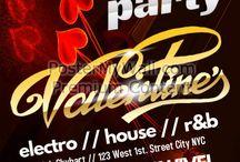 Valentines Posters
