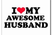 Husband appreciation board