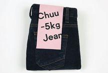chuu -5kg jean