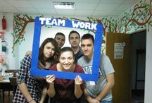 Echipa Team Work