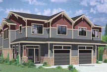 Discovery Ridge Semis & townhouses