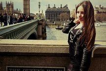 QUEENS WALK IN LONDON✨ / Ornella Albanian girl from Tirana❤️