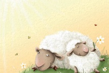Moutons ❤️ Sheeps