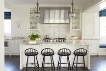 kitchen dreams: white / by Jennifer Silverio
