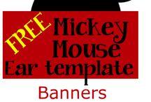 Decoracoes festas Mickey