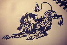 Tattoo's lust / 紋身的慾望