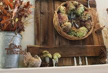 Fall Decor / by Nikki Gwin