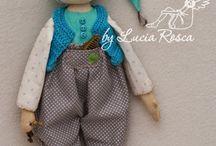 my sewing dolls