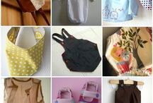 Sewing for babies / by Jessica Maholick