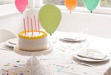 Balloon Ideas / by Gem Veranda Beading Birthday Parties