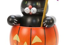 German Halloween / Halloween themed products from Germany.