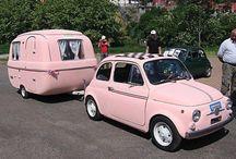 söta och coola bilar