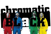 chromatic BLaCK / http://www.okgoodrecords.com/blog/2010/11/02/meet-chromatic-black/