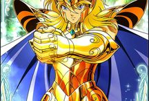 Saint Seiya Galaxy Card