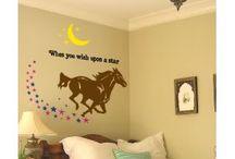 McKayla's Horse Bedroom....