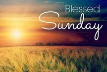 Sunday - Sondag