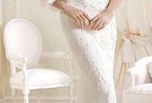 beyaz elbiselerim