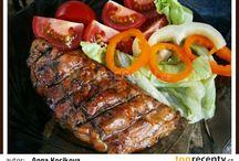 Recepty - marinády na maso