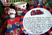 Things an Ole Miss girl would have  / by Leslie Jones