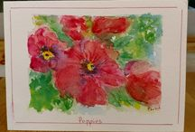 Watercolors By Penny Lulich
