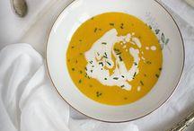 Creams and soups
