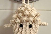 Crochet and knitting / Craft