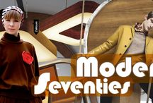 Fashion Trend of 2015 / Modern Seventies is the Fashion Trend of the Year 2015 according to Trendstop