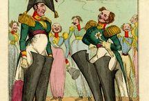 Russian Dandyism / 19th-century Dandyism in Russia / by Melanie Grundmann