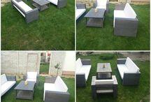 terasove sedenie