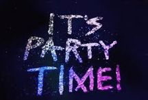 Parties / Here is where you will find printables, hosting tips and even parties I've hosted.