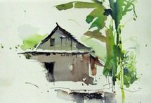 Milind Mulick / watercolor