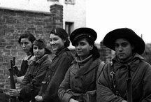 Spanish Civil War - Photographs / by Rufino Lasaosa