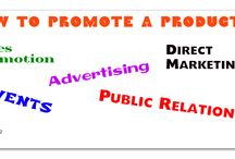 Promote a product / 5 ways to promote a product