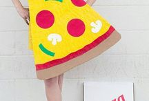 Pizza Costumes / Pizza Costumes