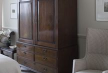 Q&A: Decorating an Armoire / by Mrs. Howard