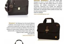 Marshall Bergman in the press / See who loves our luxury brand.