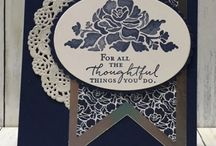 Stampin Up Floral Phrases