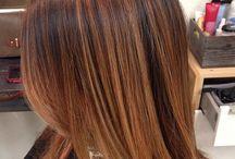 Hair Ideas / by Sheri Escott-Spyker