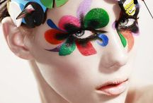 Creative Make-up / by Jane Bradley