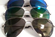 Sunglasses / We sell over 100+ different styles of sunglasses such as Aviators, Wayfarers, Blue Blockers, Kids Styles and much more!