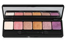 e.l.f. Prism Eyeshadow / These ultra-silky and lustrous eyeshadows look like a powder but feel like a cream, allowing for a smooth and flawless application. The luminous, shimmery formula creates a gorgeous range of looks for both day and night. Use dry for a shimmery, pigmented wash of color or wet for a more intense look.