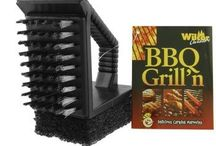 Grills & Outdoor Cooking - Barbecue Utensils
