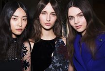 Roland Mouret: Behind The Scenes AW16 / Behind the scenes of the Roland Mouret Autumn Winter 2016 show. / by Roland Mouret
