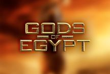 Gods Of Egypt / Starring: Gerard Butler, Nikolaj Coster-Waldau, Rufus Sewell, Brenton Thwaites, Geoffrey Rush, Abbey Lee, Courtney Eaton, Chadwick Boseman, Elodie Yung, Bryan Brown / by LIONSGATE MOVIES