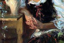 portrait figures