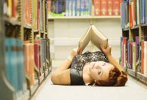 Library Photoshoot