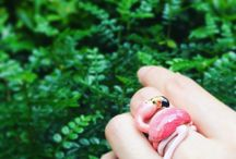 Living with animals ring!! / www.maryloustore.com Bringing joy through creative jewelry design for you.